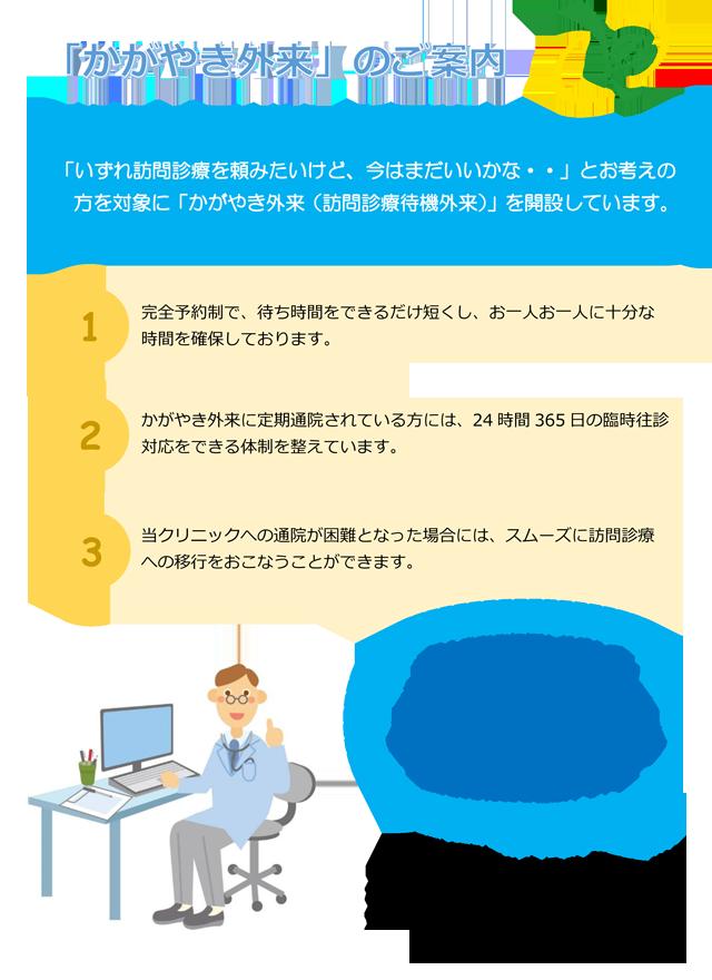 連携先医療機関の方へのお知らせ